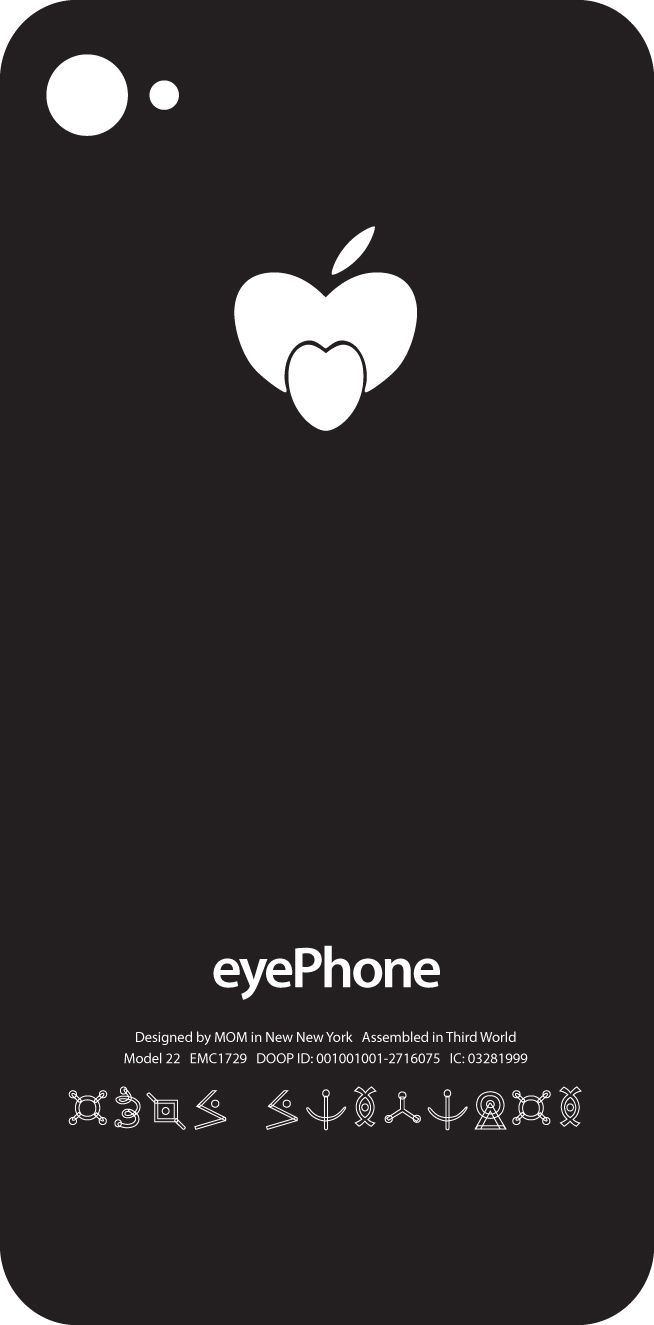 MOMs eyePhone 4