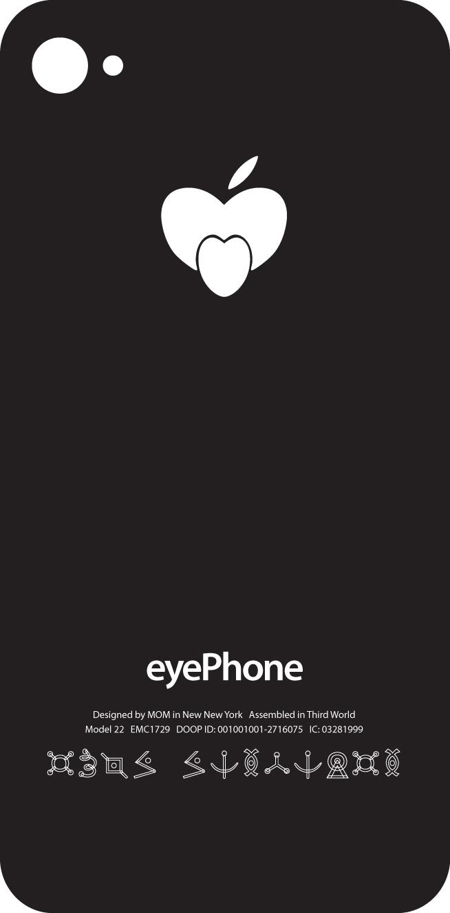 MOMs eyePhone 4
